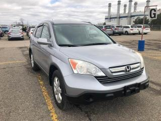 Used 2007 Honda CR-V EX-L for sale in North York, ON