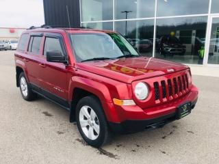Used 2011 Jeep Patriot North, Heated Seats, Bluetooth for sale in Ingersoll, ON