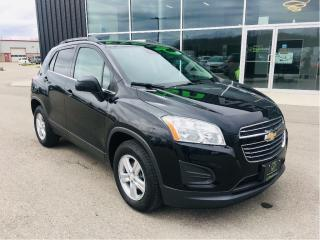 Used 2016 Chevrolet Trax LT, Remote Start, Bluetooth for sale in Ingersoll, ON