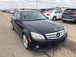 Used 2010 Mercedes-Benz C-Class C 350 for sale in North York, ON