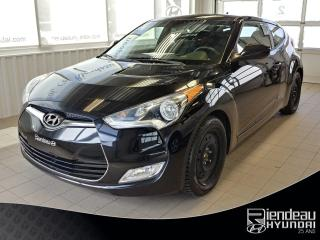 Used 2014 Hyundai Veloster Base + Caméra De for sale in Ste-Julie, QC