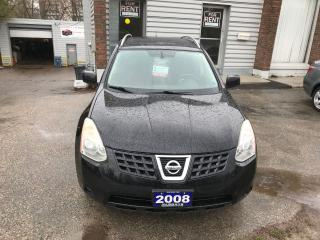 Used 2008 Nissan Rogue SL for sale in Guelph, ON