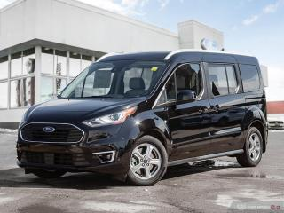 New 2019 Ford Transit Connect Titanium for sale in Winnipeg, MB