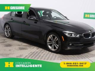 Used 2018 BMW 330 330I XDRIVE CUIR TOIT for sale in St-Léonard, QC