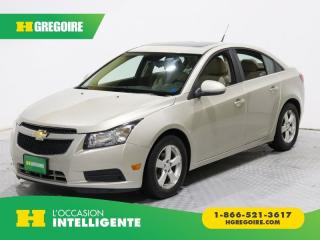 Used 2014 Chevrolet Cruze 2lt Cuir Toit Mags for sale in St-Léonard, QC