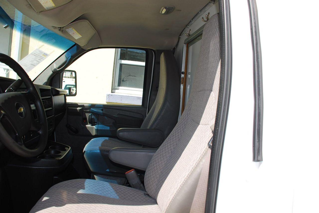 2013 Chevrolet G3500