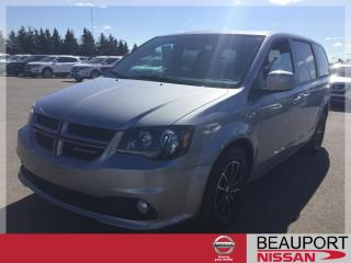 Used 2018 Dodge Grand Caravan GT ***CUIR / NAVIGATION / GPS*** for sale in Beauport, QC