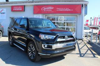 Used 2018 Toyota 4Runner 4 roues motrices for sale in Shawinigan, QC
