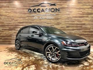 Used 2016 Volkswagen Golf GTI Autobahn HB  AUTO DSG TOIT GPS STAGE 1 F for sale in Ste-Brigitte-de-Laval, QC