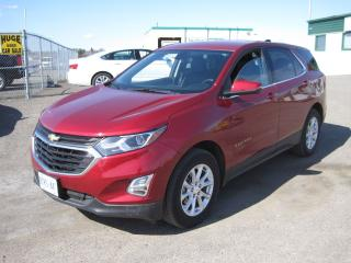 Used 2018 Chevrolet Equinox LT for sale in Thunder Bay, ON