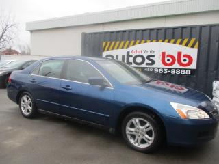Used 2006 Honda Accord for sale in Laval, QC