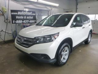 Used 2014 Honda CR-V LX for sale in St-Raymond, QC