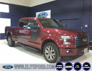 Used 2016 Ford F-150 SCREW, DÉCOR SPORT, V8 5.0L for sale in St-Jérôme, QC
