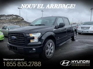 Used 2017 Ford F-150 FX4 + SUPERCREW + MAGS 20 + TOIT PANO + for sale in Drummondville, QC