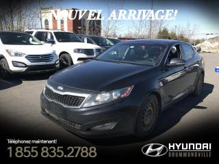 Used 2013 Kia Optima EX + TOIT PANO + MAGS + CUIR + WOW !! for sale in Drummondville, QC