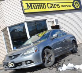 Used 2005 Acura RSX Manual! Coupe! AS IS deal for sale in St. Catharines, ON
