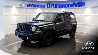 Used 2015 Jeep Patriot NORTH + TOIT + CRUISE + A/C + FOGS + HI for sale in Drummondville, QC