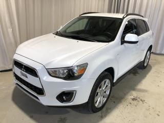 Used 2015 Mitsubishi RVR SE LIMITED traction intégrale 4 portes C for sale in Sherbrooke, QC