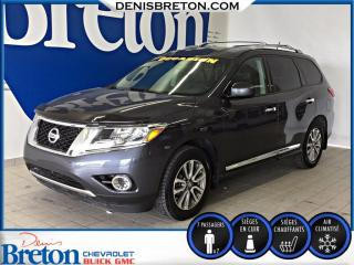 Used 2014 Nissan Pathfinder for sale in St-Eustache, QC