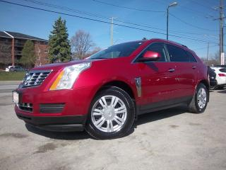 Used 2014 Cadillac SRX Luxury for sale in Whitby, ON