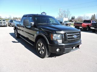Used 2011 Ford F-150 FX4. New tires.Well oiled. Leather for sale in Gorrie, ON