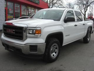 Used 2014 GMC Sierra 1500 Crew Cab 4X4 for sale in London, ON