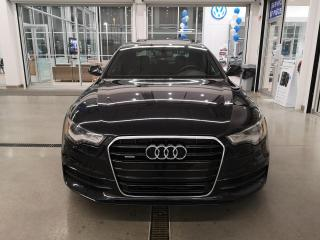Used 2014 Audi A6 3.0T Progressiv 3.0l SUPERCHARGED *TOIT for sale in Vaudreuil-Dorion, QC