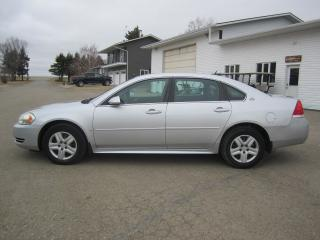 Used 2009 Chevrolet Impala LS for sale in Melfort, SK