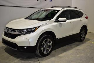 Used 2017 Honda CR-V Ex+ Toit+démarreur/d for sale in Sherbrooke, QC