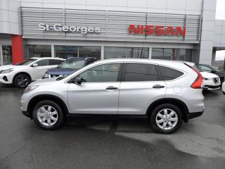 Used 2015 Honda CR-V 2 RM 5 portes LX for sale in St-Georges, QC