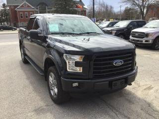 Used 2016 Ford F-150 XLT | 4X4 | Local Trade | Bluetooth for sale in Harriston, ON