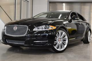 Used 2015 Jaguar XJ 3.0l Portfolio Awd for sale in Laval, QC