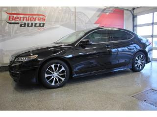 Used 2015 Acura TLX Ens. Aero for sale in Lévis, QC
