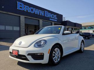 Used 2017 Volkswagen Beetle Trendline, LOCAL, ONE OWNER for sale in Surrey, BC