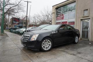 Used 2010 Cadillac CTS Berline 4 portes 3.0L à traction intégra for sale in Laval, QC