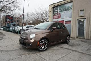 Used 2012 Fiat 500 Voiture à hayon 2 portes Sport for sale in Laval, QC
