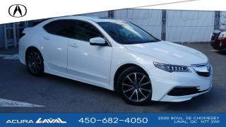 Used 2015 Acura TLX V6 Tech AWS for sale in Laval, QC