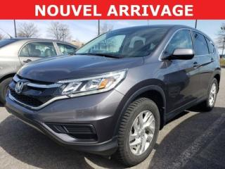 Used 2015 Honda CR-V SE for sale in Boucherville, QC
