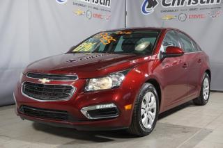 Used 2016 Chevrolet Cruze Lt Cam De Recul Dem for sale in Montréal, QC
