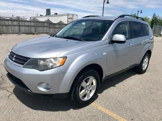 Used 2008 Mitsubishi Outlander ES for sale in Mississauga, ON