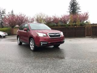 Used 2017 Subaru Forester i Limited w/Tech Pkg for sale in Surrey, BC