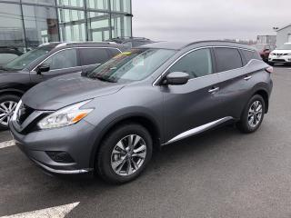 Used 2017 Nissan Murano S, NEUF, GPS, MAGS for sale in Lévis, QC