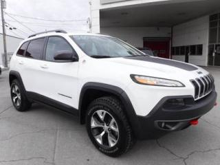 Used 2018 Jeep Cherokee V6 Awd for sale in Saint-hubert, QC