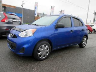 Used 2015 Nissan Micra for sale in St-Eustache, QC