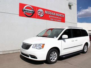 Used 2012 Chrysler Town & Country TOURING for sale in Edmonton, AB