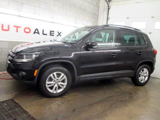 Used 2016 Volkswagen Tiguan A/C for sale in St-Eustache, QC