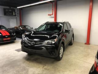 Used 2015 Toyota RAV4 LE AWD AUTO,CAMÉRA,TOUTE EQUIPÉE,BLUETOO for sale in Montréal, QC
