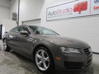 Used 2012 Audi A7 3.0T Quattro Premium Plus **NAVI**TOIT** for sale in Mirabel, QC