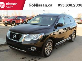 Used 2014 Nissan Pathfinder SL AWD WITH FULL LEATHER AND PANORAMIC ROOF for sale in Edmonton, AB