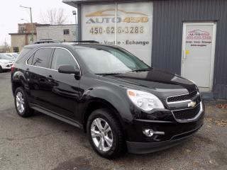 Used 2010 Chevrolet Equinox ***4X4,BLUETOOTH,GROUPES ELECTRIQUES*** for sale in Longueuil, QC